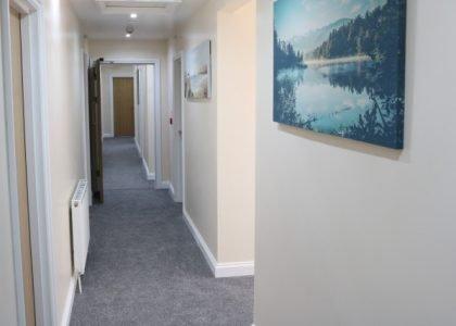 Cartref Croeso Upper Floor Landing