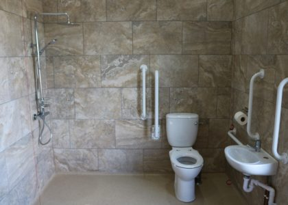 Bathroom - Wheelchair Access