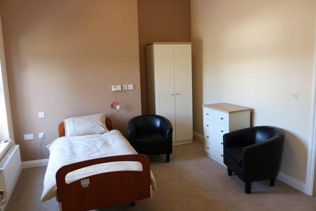 Bedroom at Cartref Croeso
