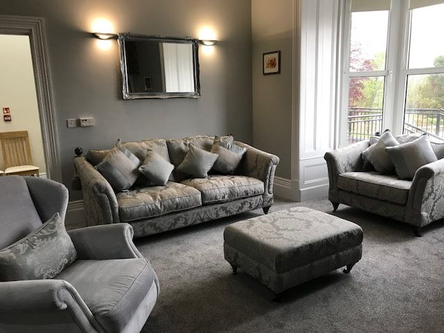 Cartref Croeso Residential Care Home Reception Room