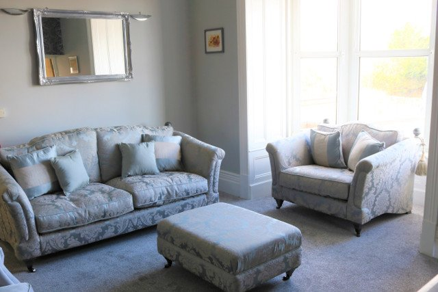 Reception Room - Cartref Croeso Residential Care Home, Pencader, Carmarthenshire