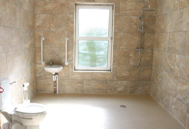 Cartref Croeso Wet Room