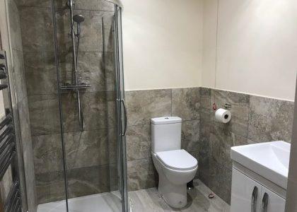 Cartref Croeso En-suite bathroom